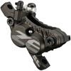 Shimano ZEE BR-M640 Zaciski hamulca tarczowego przednie koło/tylne koło  czarny